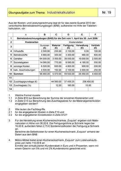 Gemütlich Abschreibungen Arbeitsblatt Galerie - Arbeitsblätter für ...